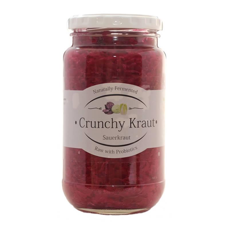 Crunchy Kraut Sauerkraut - Purple Kraut